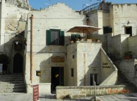 Sassolino Dimora Storica, bed & breakfast a Matera