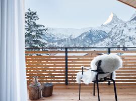 Haus-Ascot-Zermatt, apartment in Zermatt