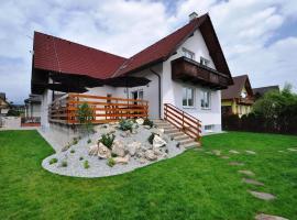 Villa Jarka, hotel near Black Stork Golf Club, Veľká Lomnica