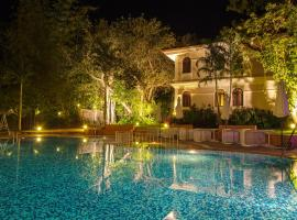 Hacienda De Goa Resort, hotel near St. Michael's Church, Anjuna