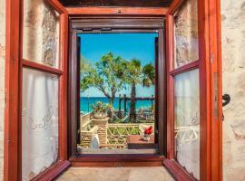 Porta del mar Beach Resort, resort in Meson Yerakarion