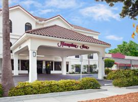 Hampton Inn Santa Cruz, hotel in Santa Cruz