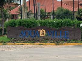 Apto Aquaville Resort, hotel near Porto das Dunas Beach, Aquiraz