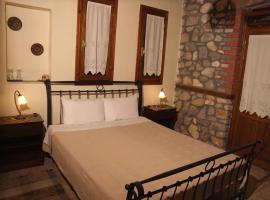 Varnous Hotel, hotel in Agios Germanos