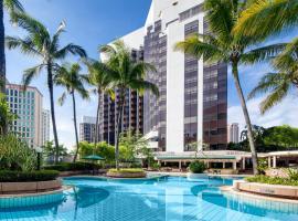 吉隆坡千禧大酒店,吉隆坡時代廣場附近的飯店