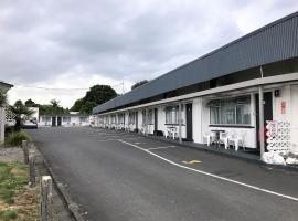 Central Court Motel, motel in Whangarei