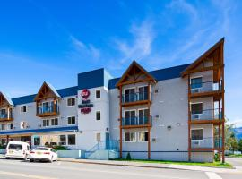 Best Western Plus Edgewater Hotel, hotel in Seward