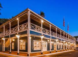 Best Western Pioneer Inn, boutique hotel in Lahaina