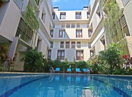The Legian Sunset Residence, apartment in Seminyak