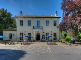 The Elms Hotel, hotel near Sherwood Forest, East Retford