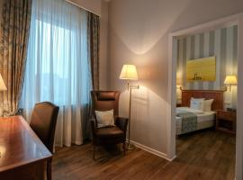 Hotel Savoy Hannover, Budget-Hotel in Hannover