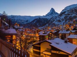 Hotel Welschen, Hotel in der Nähe von: Sunnegga-Blauherd, Zermatt