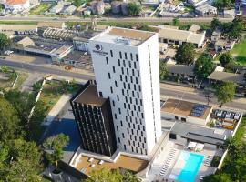 Doubletree By Hilton Pointe-Noire City Centre