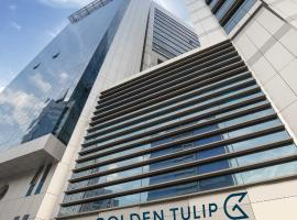 Golden Tulip Downtown Abu Dhabi, hotel in Abu Dhabi