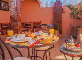 Riad Glamour, riad à Marrakech