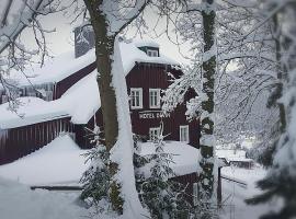 Hotel Děvín, hotel v destinaci Pec pod Sněžkou