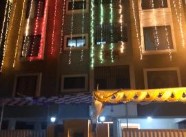 Tourists ideal home, family hotel in Aurangabad