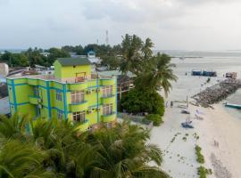 IRIS Beach Residence, отель в Гурайдо