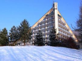 ORW Muflon – hotel w Ustroniu