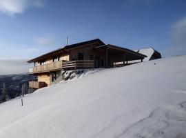 Alpina Lodge, hotel in Klippitztorl