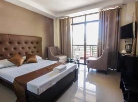 Adelaida Pensionne Hotel, Hotel in Bantayan