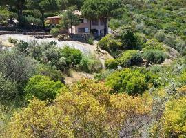 Villa Laura Aegilium, holiday home in Giglio Porto