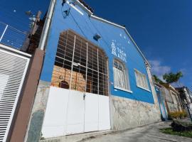 Trem Azul Hostel, hostel em Belo Horizonte