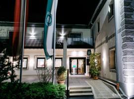 바이츠에 위치한 호텔 Schlosstaverne Thannhausen