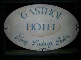 König Ludwig Stub´n, hotel in Prien am Chiemsee