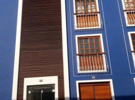 MAHO HOTEL, hotel en Trujillo