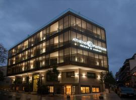 Athens Platinum Rooms and Suites, hotel near National Technical University - Zografou Campus, Athens