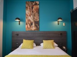 Best Western Hotel Atlantys Zenith Nantes、サン・テルブランのホテル