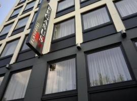 Pegasus Studioflats Brussels City Aparthotel, hotel near Train World, Brussels