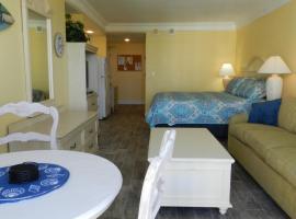 Daytona Beach Resort Studio Unit 1222, apartment in Daytona Beach