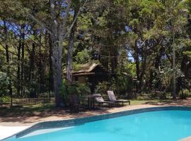 Byron Bay Rainforest Resort, hotel near Byron Bay Golf Course, Byron Bay