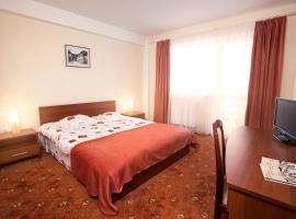 Hotel Eden, hotel din Sibiu