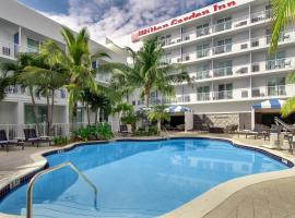 Hilton Garden Inn Miami Brickell South, hôtel à Miami (Brickell)