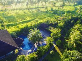 Bhuwana Ubud Hotel and Farming, hotel in Ubud