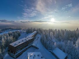 Zespół Tatry - Hotel Tatry i Budynek Turystyczny, hotel near Grapa Litwinka 1 Ski Lift, Murzasichle