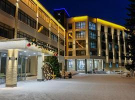 Sanatory Rassvet, spa hotel in Berdsk