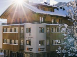 Hotel Garni Alpenjuwel Residenz, pet-friendly hotel in Serfaus