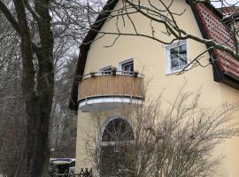 Ferienwohnung BadSaarowZentrum, hotel in Bad Saarow