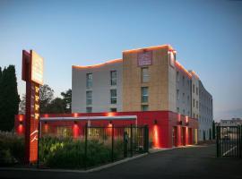 Hotel Clermont Estaing, hôtel à Clermont-Ferrand près de: Aéroport de Clermont-Ferrand - Auvergne - CFE