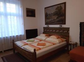 Melinda Apartment, hotel poblíž významného místa Maďarský parlament, Budapešť