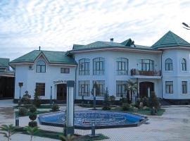 Emir's Garden Hotel, hotel in Bukhara