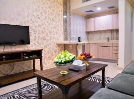 سارة الخبر للوحدات السكنية لمفروشة ، شقة فندقية في الخبر