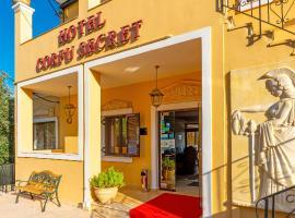 Corfu Secret Hotel, hôtel à Ýpsos