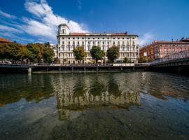 Hotel Continental, hotel near The Croatian National Theatre Ivan Zajc, Rijeka