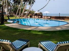 Prainha Resort By The Sea, hotel in Dona Paula