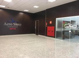 Hotel Aero Sleep Campinas, hotel em Campinas
